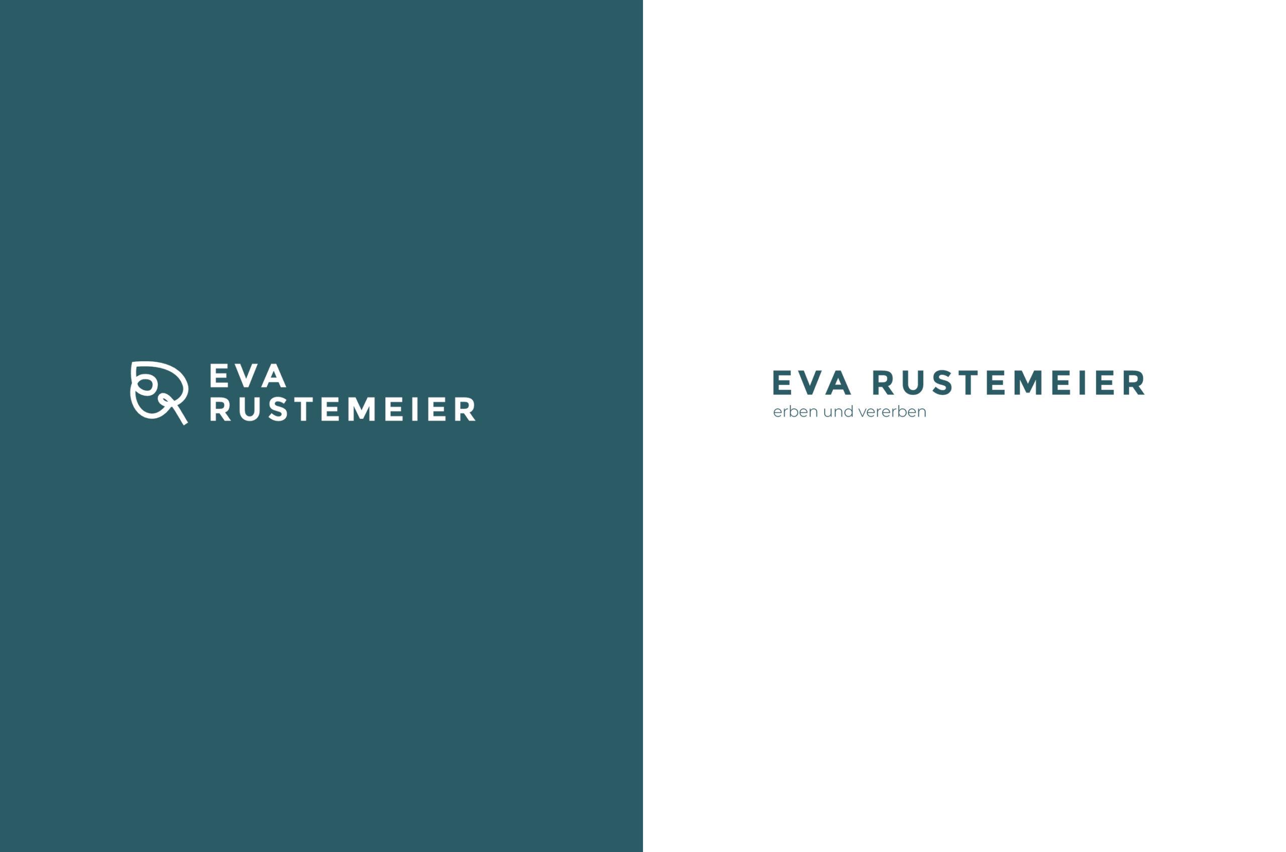 Logo Eva Rustemeier